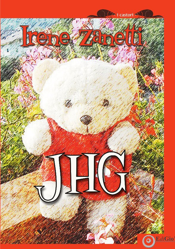 Copertina di JHG di Irene Zanetti