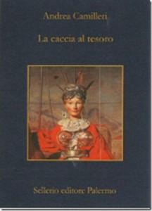 La caccia al tesoro, l'ultimo romanzo di Andrea Camilleri, è al sesto posto