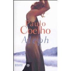 copertina - Aleph di Paulo Coelho