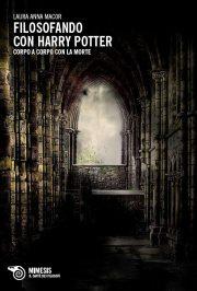 copertina libro - Filosofando con Harry Potter