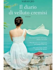 Il diario di velluto cremisi, un romanzo di Sarah Jio