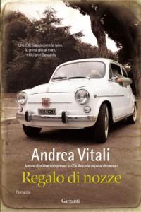 Andrea Vitali torna in libreria con il suo nuovo romanzo, Regalo di nozze