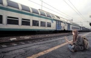 Stazioni, aeroporti, treni e...libri
