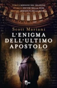 L'enigma dell'ultimo apostolo, il thriller di Scott Mariani dal 7 febbraio in libreria