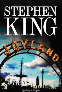 ultimo libro di stephen king, joyland