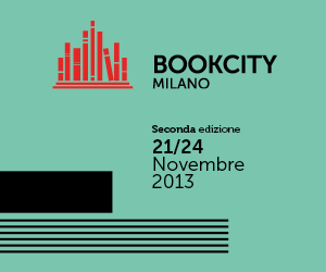 Bookcity milano 2013 dal 21 al 24 novembre for Book city milano