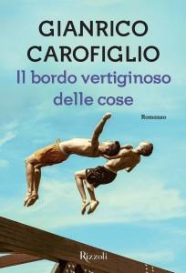 """""""Il bordo vertiginoso delle cose"""" di Gianrico Carofiglio - cover"""