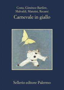 Carnevale in giallo di Sellerio
