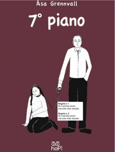 7° PIANO  UNA STORIA VERA Åsa Grennvall