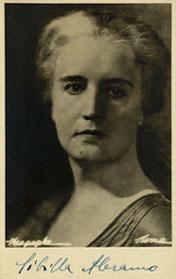 Sibilla Aleramo, grandi donne