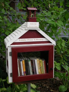 Little free library: un nuovo progetto di book sharing
