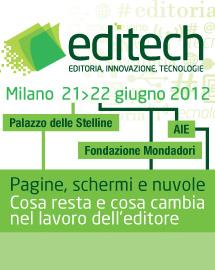 Ebook e tendenze di mercato ad Editech 2012