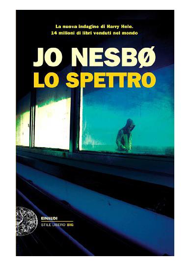Lo spettro, il nuovo thriller di Jo Nesbø