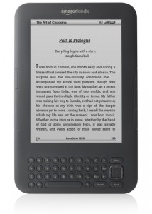 Amazon- Kindle