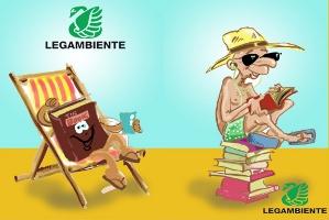 Biblioteche in spiaggia: letture anche sotto l'ombrellone