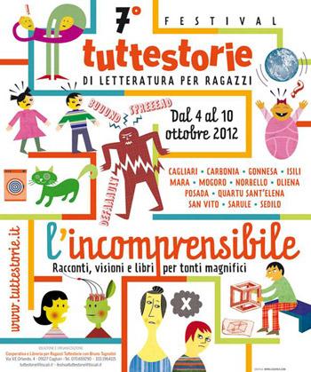 VII Edizione di Tuttestorie: libri e giochi per ragazzi