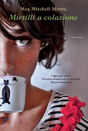Mirtilli a colazione, il romanzo d'esordio di Mitchell Moore Meg