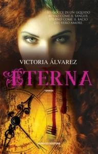 Eterna, un fantasy di Victoria Alvarez