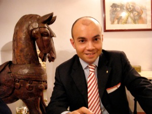 Intervista a Federico Basso Zaffagno, autore de Il re del proprio mondo