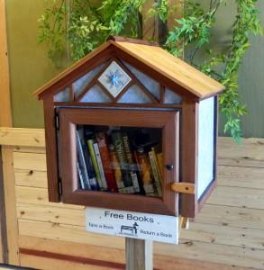 little free library: per condividere libri gratuitamente