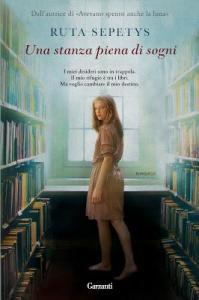 Una stanza piena di sogni, un romanzo di Ruta Sepetys