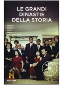 MONDADORI E HISTORY: LE GRANDI DINASTIE DELLA STORIA