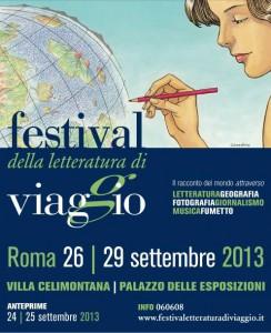 A Roma il Festival della letteratura di viaggio 2013