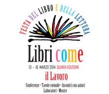Libri Come 2014 | Festa della lettura