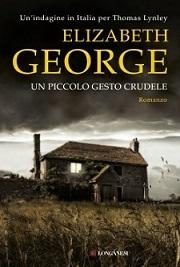 Elizabeth George: missione in Italia per Scotland Yard