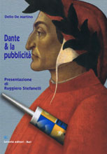 Dante arruolato dalla pubblicità nella Grande Guerra